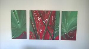 canvas art work Horsley Wollongong Area Preview