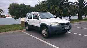 Ford Escape, Backpacker ready Adelaide CBD Adelaide City Preview