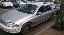 2002 Ford Falcon Stationwagon Kangaroo Point Brisbane South East Preview