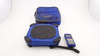 Yellow Jacket Refrigerant Charging Scale 220lb 68862