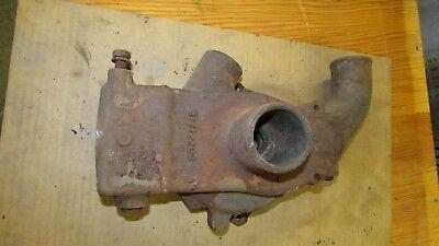 Massey Ferguson 1100 Perkins 354 Diesel Water Pump Housing