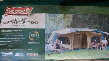 Tent Coleman & coleman northstar tents in Perth Region WA | Gumtree Australia ...