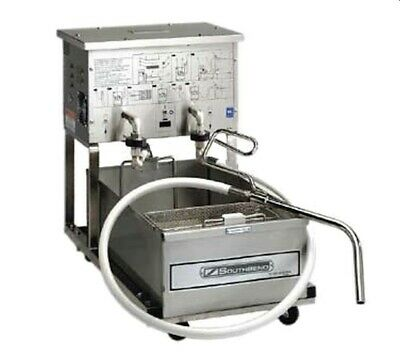 Southbend Sbf14 Portable Filter Unit Mobile For 55 Lb Economy Fryers