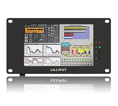 Lilliput Pc-700 7 Aio Industrial Computer 800x480 Resistive Touch Screen Pc