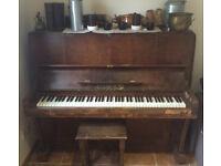 J.Schiller Piano, Pianofabrik Berlin (free)