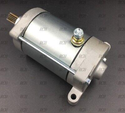 New Starter Motor For Yamaha ATV Grizzly 600 YFM 600F 1998 1999 2000 2001
