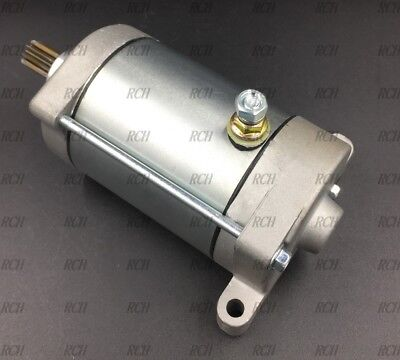 New Starter Motor Fits YAMAHA ATV Grizzly 700 YFM700F 2007-2008