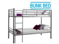 Brand New and boxed bunk bed 2x3ft standard single beds.