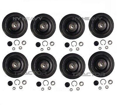 10 Middle Bogie Wheel Kit Fits Asv Rc50 Rc60 Sc50 St50 Rubber Track