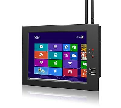 Lilliput Pc-1041ct 10.4 Aio Industrial Computer 800x600 5wire Touch Pc Wifi