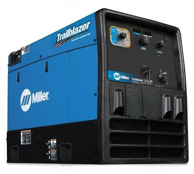Miller Trailblazer 325 Welder Generator With Kohler