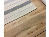 Engineered European Oak wooden flooring