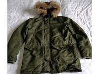 Jack & Jobes vintage parka. Size M. Very good condition.
