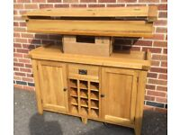 Brand New, Aqua Oak Aquarium Base Cabinet & Hood