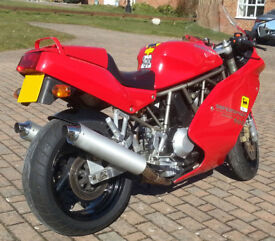 Ducati 900SS, Immaculate, Perfect