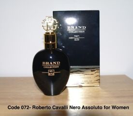 Brand Collection Perfumes 25ml - Women
