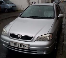 Vauxhall Astra 1.4 i 16v LS 5dr - 1 year mot and lots extras