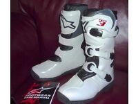 Alpine stars Tech 3 Motorcross boots (Kids 5)