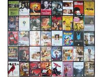 99 DVD COLLECTION JOB LOT UK REGION 2 MOVIES FILMS BOX SET GODFATHER ALMODOVAR