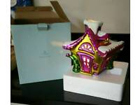 Christmas tea light house, from Party Lite