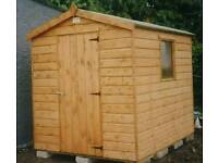 Wanted!! 6 x 8 shed or thereabout. In reasonable condition.