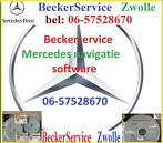 navi Mercedes software comand audio 50 voor CD DVD aps 2017