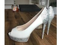 Size 7 Sparkly shoes