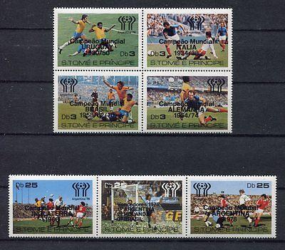 S5441) S. Tome Y Príncipe 1978 MNH Wc Football - CM Fútbol...