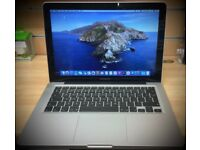 Used Macbook Pro 13 Inch In Great Condition On Catalina IOS