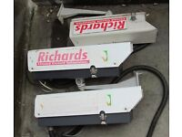 3 CCTV Camera Bodies. M40 Junc 12 Pick Up. Dummies or Projects..