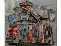Loads and Loads of Computer Music Magazine and DVD's