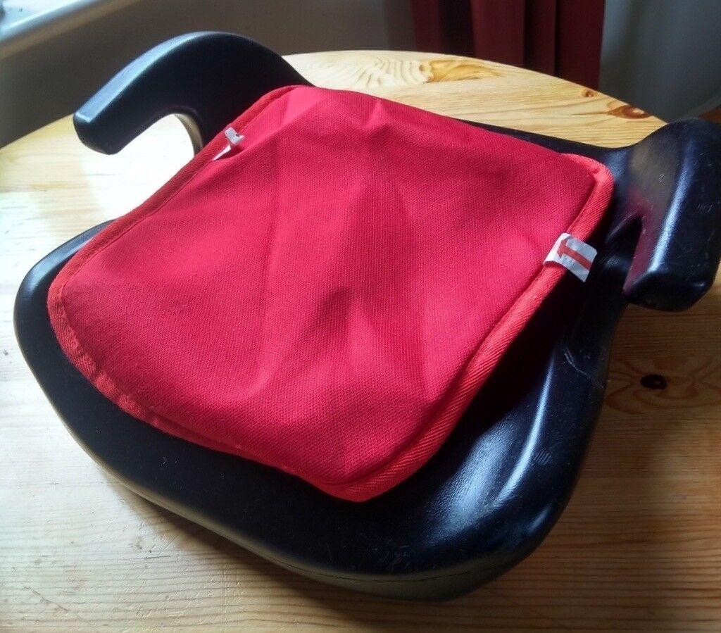 Car booster seat. FREE!!