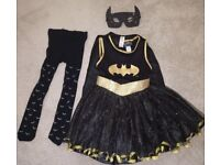 Age 3-4 Batgirl outfit
