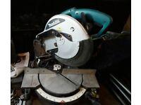240v makita chop saw
