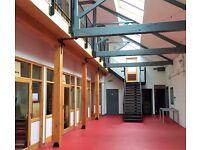 2 studio/creative spaces available at 9 BATH BUILDINGS, CHELTENHAM ROAD, BRISTOL, BS6 5PT