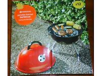 Brand new in box portable bbq