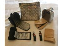 Pacapod changing bag and maternity items