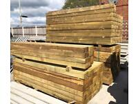 🚜Pressure Treated Timber Posts