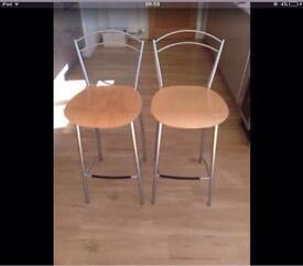 John Lewis bar chairs stool