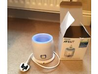 Philip Avent electric bottle and baby food warmer