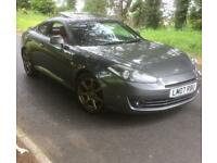 Stunning 07 Hyundai coupe new timing belts full mot ready go done for peace off mind