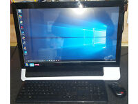 Packard Bell Touch Screen PC Computer Intel i5 6Ghz 8GB DDR3 RAM 1TB HDD WiFi Win 10 Freeview