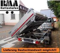 EDUARD Anhänger Kipper 3-Seiten E+H 3000kg Rampen Stützen Baden-Württemberg - Mühlhausen im Täle Vorschau