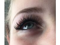 qualified Nail techinician and qualified in individual eyelash extensions.