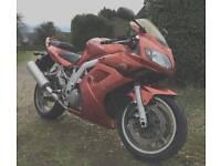 2004 Suzuki SV 1000 SK3.