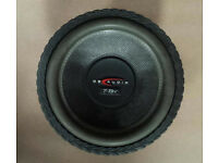 "12"" DB Audio 1000WRMS/3000W Peak Car Sub/Subwoofer - DB T-Rex"