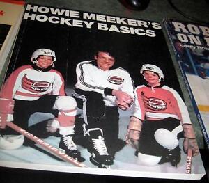 Hockey Books Gretzky Domi Howe Lindros Meeker Robinson Olympic Oakville / Halton Region Toronto (GTA) image 2