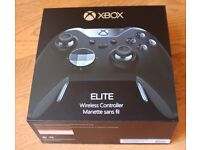**BRAND NEW** XBOX1 ELITE WIRELESS CONTROLLER FOR XBOX 1 AND WINDOWS