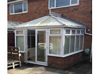 Conservatory reduced price for quick sale