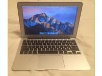 """Macbook air 11.6"""" i7 4gb 256gb SSD (mid-2011)"""
